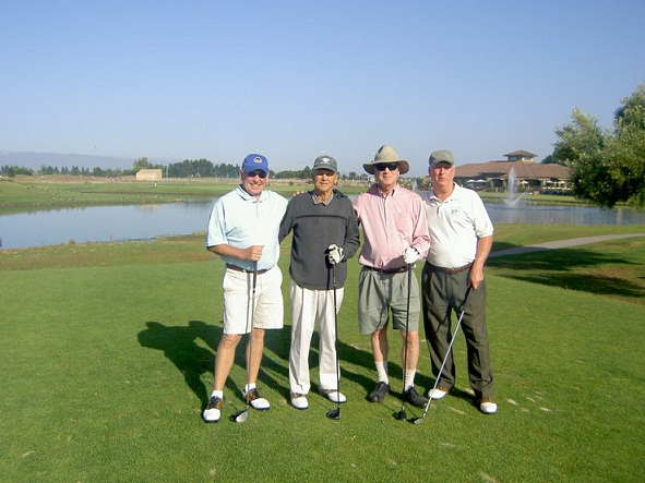 The Shoreline Senior's Golf Club in Mountain View, CA