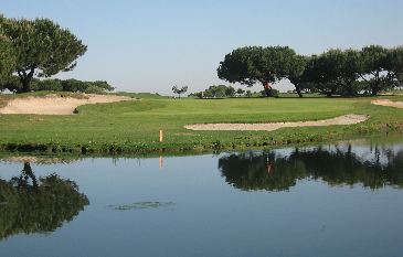 Shoreline facilities include the golf shop, practice facilities and Michael's at Shoreline Restaurant